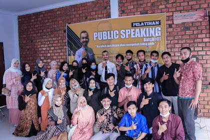 YICB Gelar Pelatihan Public Speaking di Inhil