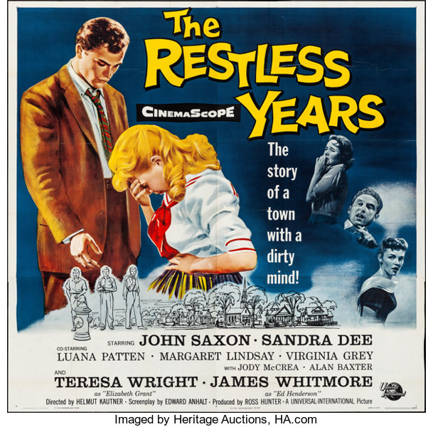 The Restless Years (1958) Free Streaming Crime Movie
