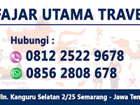 Jadwal Travel Malang Klaten | Fajar Utama Travel