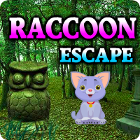 Play AVMGames Raccoon Escape