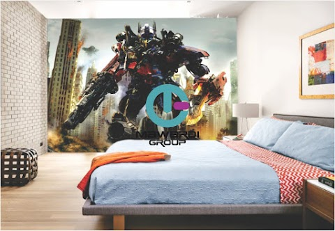 Wallpaper Custom Kartun Transformer | Jual Wallpaper Custom Kartun Transformer di Jogja | Jual Wallpaper Custom Kartun Transformer Murah di Jogja