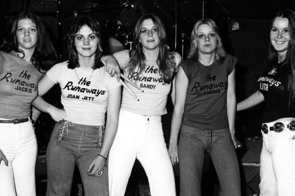 The Slums Off Hollywood Boulevard  Runaways Bassist Jackie