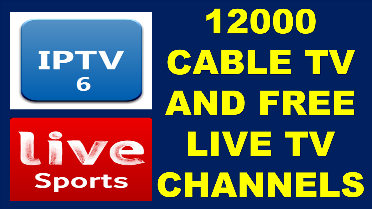 WATCH 12000 CABLE TV AND FREE LIVE TV CHANNELS ON KODI 17 6