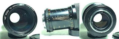 Minolta MD Zoom 75-200mm 1:4.5 #958