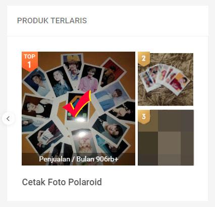 Ide bisnis modal kecil dengan membuka jasa cetak foto polaroid