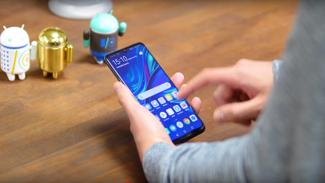 سعر ومواصفات هاتف Huawei P Smart 2019 الجديد