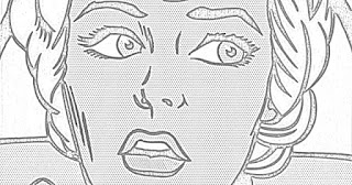 Pop-art girls coloring pages holiday.filminspector.com