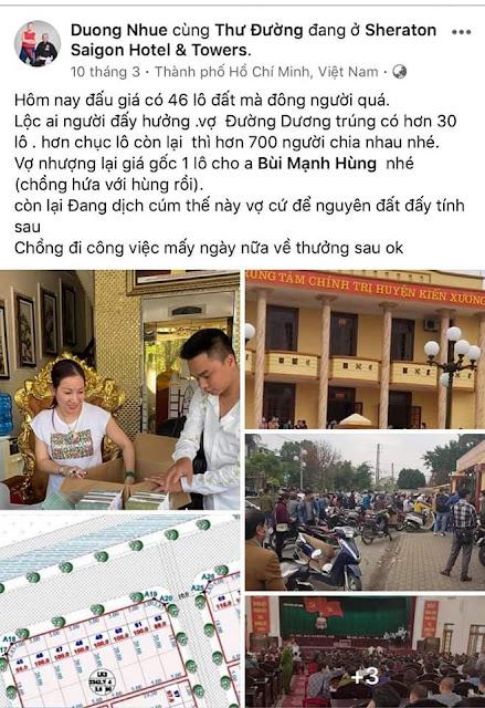 """Đường """"Nhuệ"""" là ai?, một tên XHĐ gây nhiều oán thán cho người dân ở Thái Bình"""