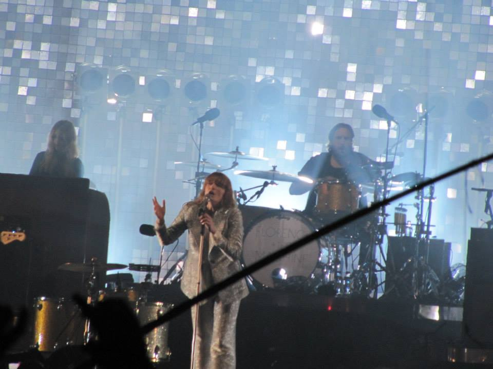 Florence and the Machine at Glastonbury