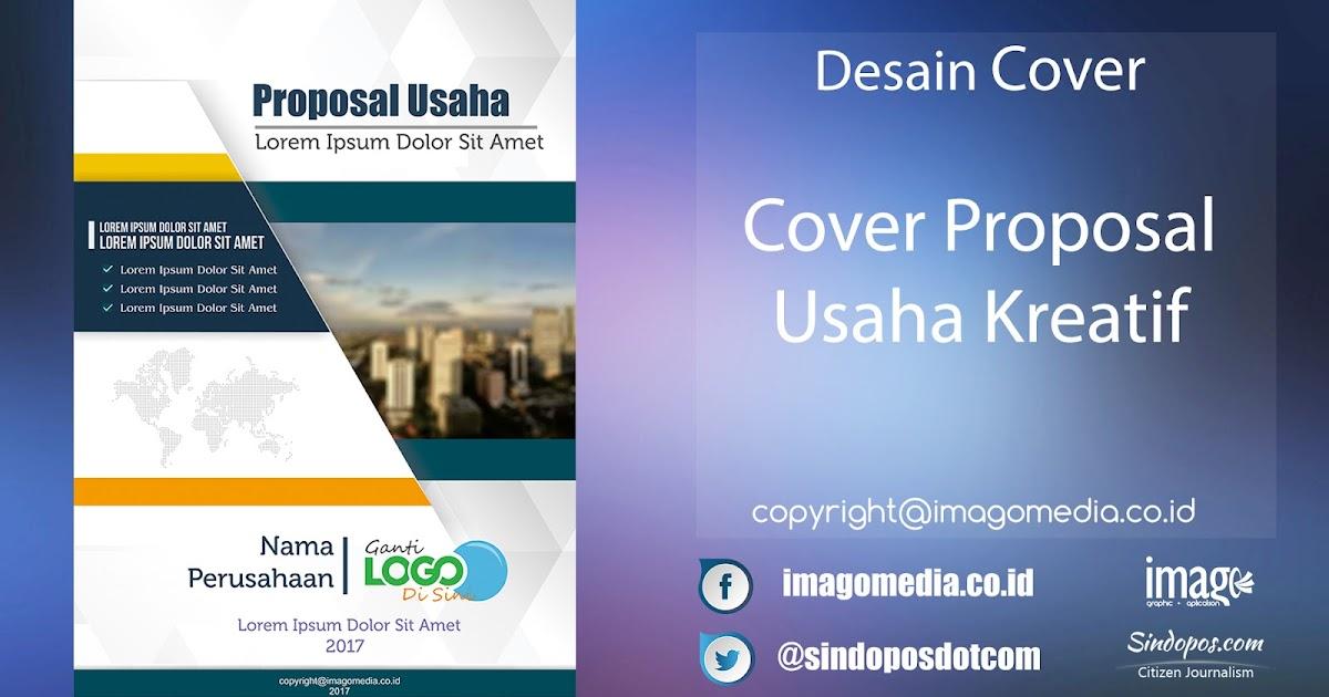 Banjir 62: Contoh Cover Proposal Usaha