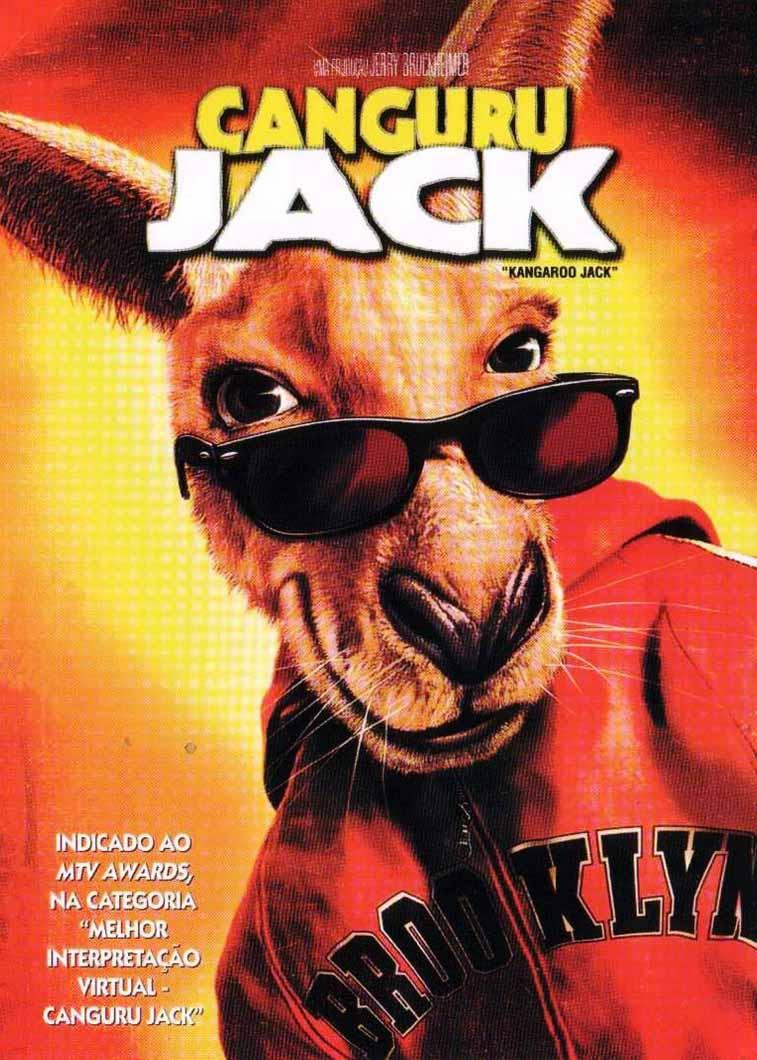 Canguru Jack Torrent - BluRay 1080p Dublado