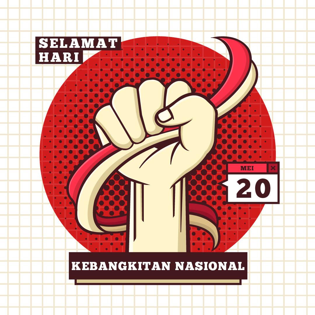 Gambar Ucapana Selamat Hari Kebangkitan Nasional 2021