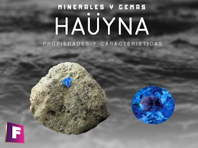 Hauyna - Propiedades, características y aplicaciones gemológicas