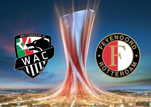 Wolfsberger AC vs Feyenoord -Highlights 10 December 2020