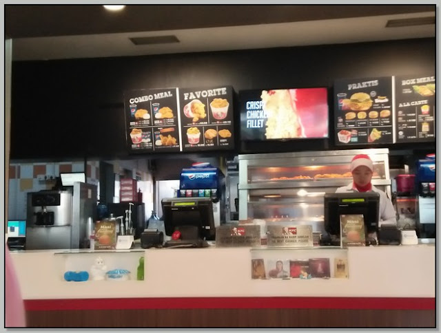 KULINER JEMBER: GURIHNYA FRIED CHICKEN KFC
