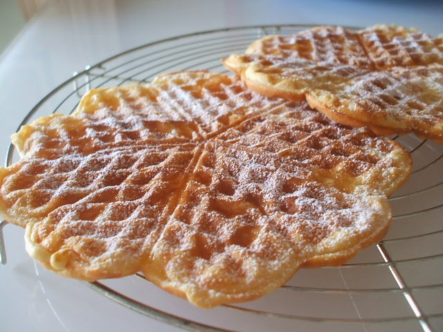 waffles, waffel, o gaufres