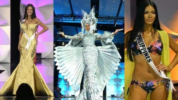 Gazini Ganados stuns at Miss Universe 2019 preliminary competition