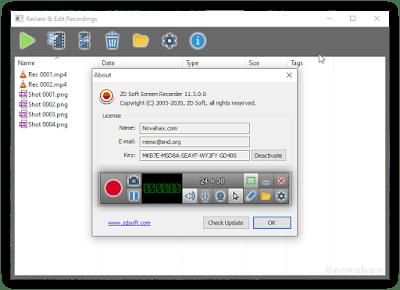 Zd soft screen recorder with keygen