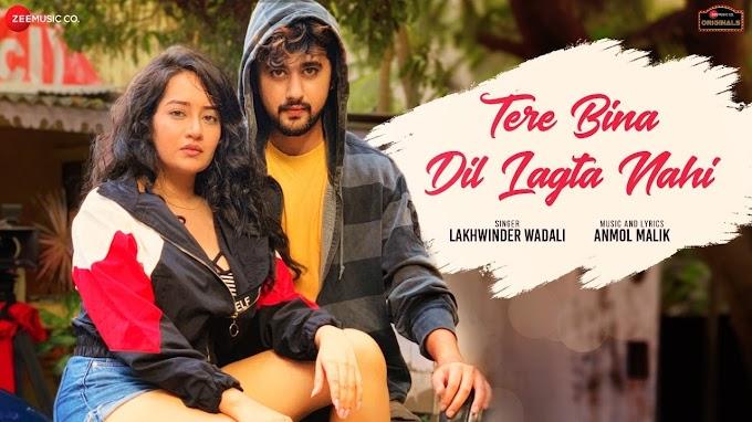 Tere Bina Dil Lagta Nahi Lyrics - Yadit A, Bhavika M| Lakhwinder Wadali | Anmol Malik