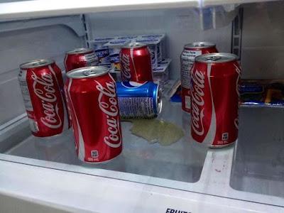 Last Night I Told My Boyfriend, Who Is A Coke Fan,