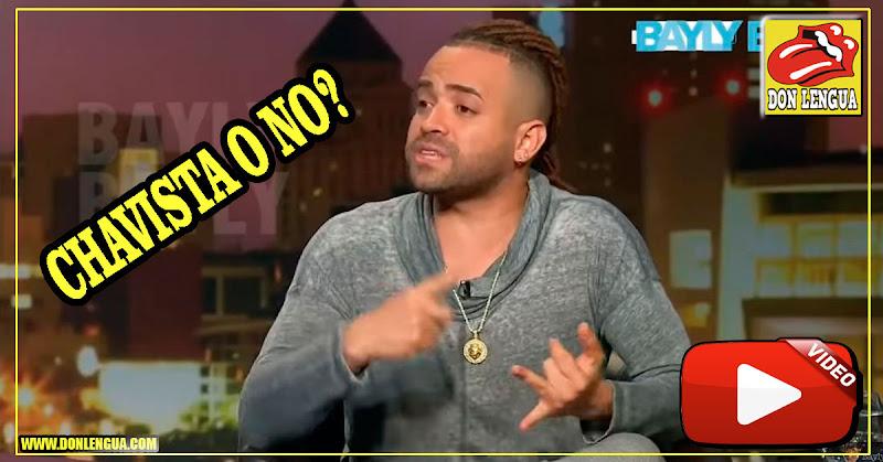 Jaime Bayly entrevista a Nacho y lo pone contra las cuerdas
