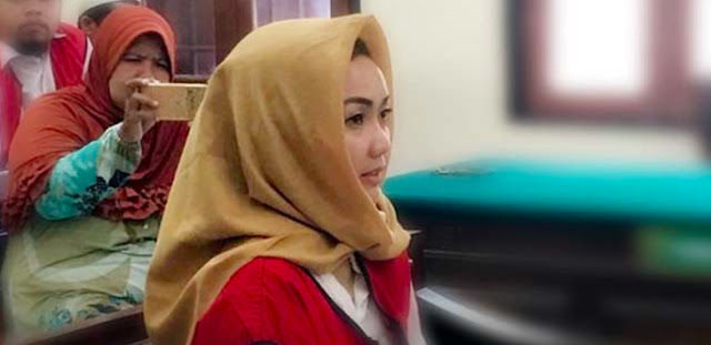 Si Cantik Novita Rinda Catut Investasi Bhayangkari, Korban Tertipu Ratusan Juta