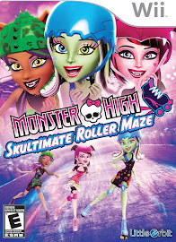 MH Skulltimate Roller Maze Media