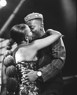 Video Of Simi And Adekunle's Wedding Surfaces
