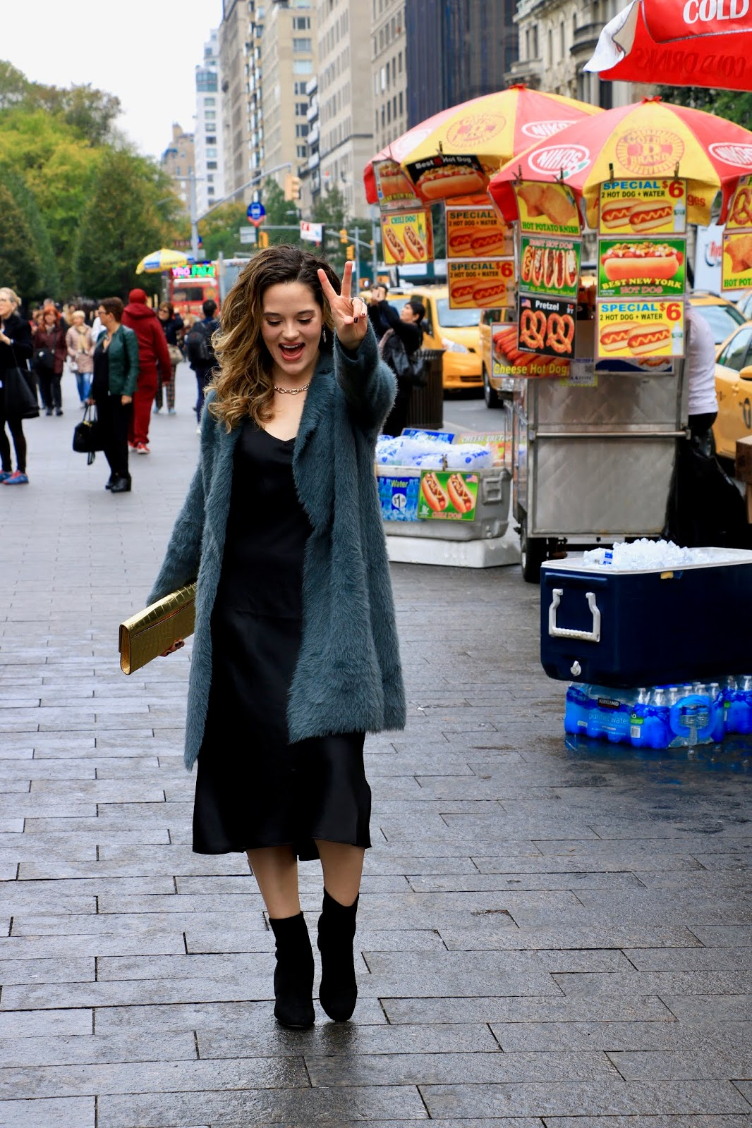 Nyc fashion blogger Kathleen Harper's street style.