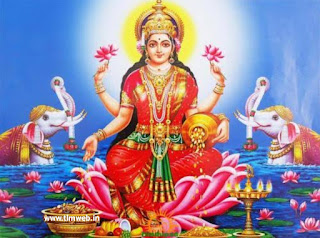 Varalakshmi Vratham (Worship Procedure) .... !!