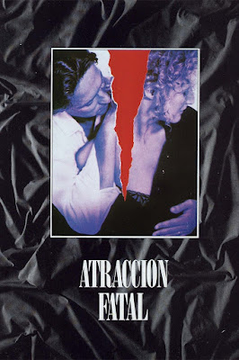 Fatal Attraction 1987 DVD R1 NTSC Latino