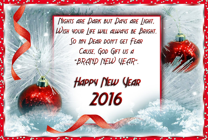 World's Best New Year 2016 Greetings Ever