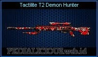 Tactilite T2 Demon Hunter