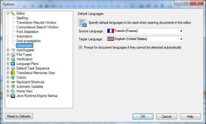 Translation Tribulations: Bringing XLIFF content into SDL