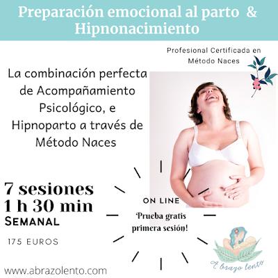 Preparacion emocional al parto