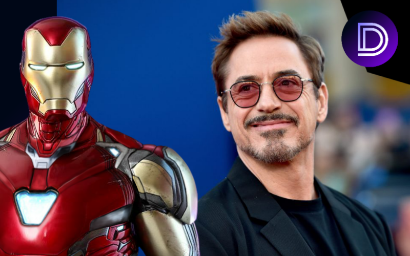 Robert Downey jr confirms on his Ironman role