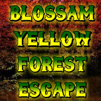 WowEscape-Blossam Yellow Forest Escape