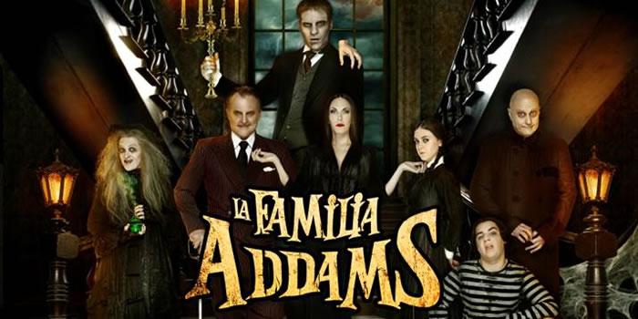Familia Addams Musical Carmen Conesa