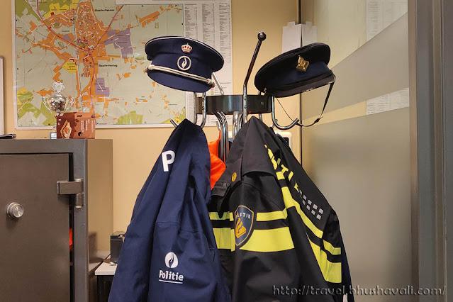 Baarle Hertog-Nassau Dutch Belgian Police