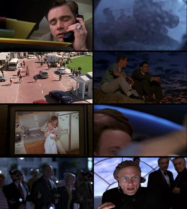 The Truman Show 1998 Dual Audio Hindi 480p BluRay
