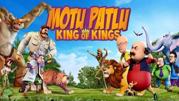 Motu Patlu King Of Kings Full Movie In Tamil
