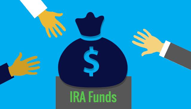 conta de aposentadoria individual IRA funds