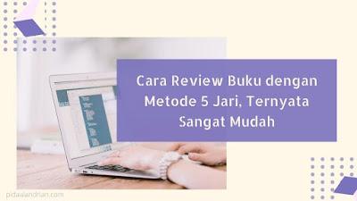 Cara review buku