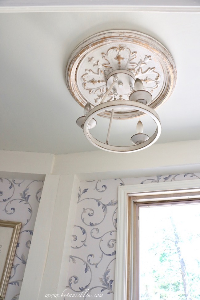 French Country Chandelier for 8 Foot Ceiling