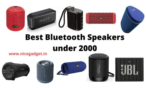 How To Buy? 10 Best Bluetooth Speakers Under 2000 || in 2021