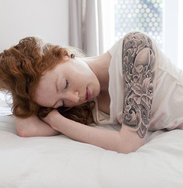 diseños de tatuajes en el brazo para mujer