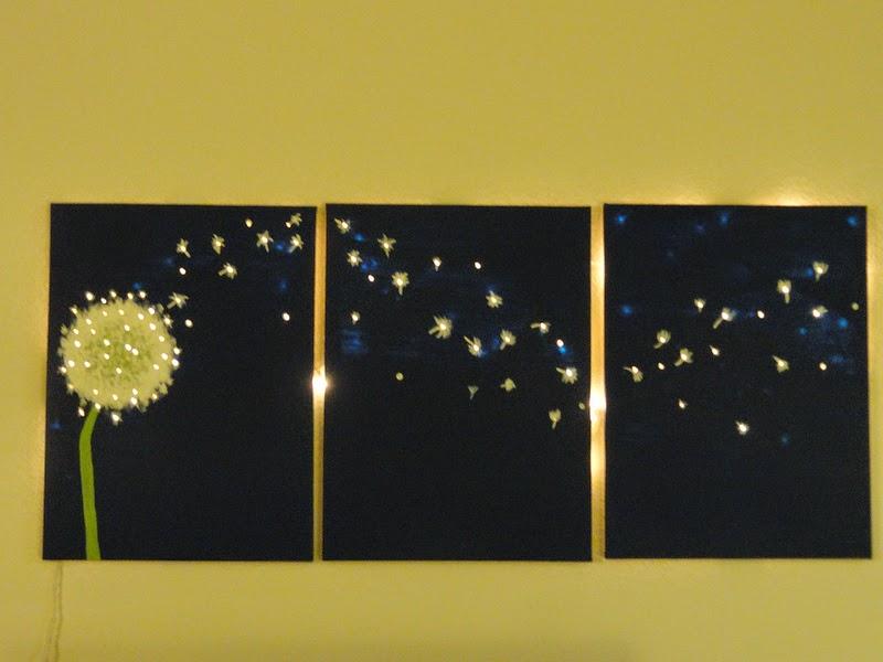8 Serene Home Decorating Diy Constellation Lights Abcdiy