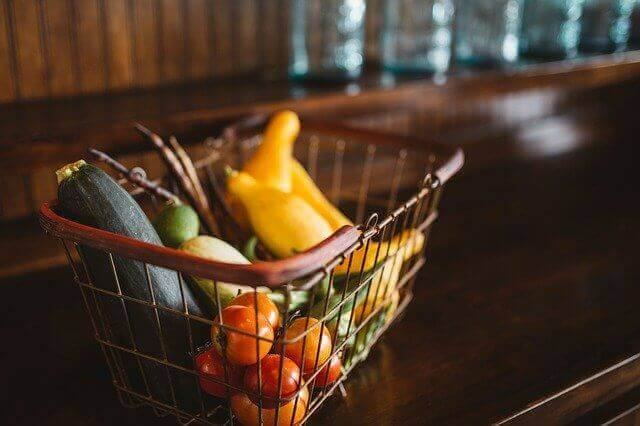 ألياف الخضروات وفوائدها في الغذاء