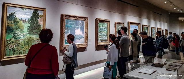 Galeria do Museu Metropolitan de Nova York