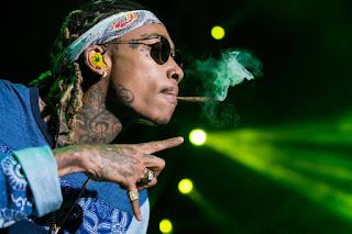 Wiz Khalifa Releases New Big Pimpin Song, Smoke Screen